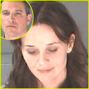 Reese Witherspoon: Mugshot Revealed After Arrest