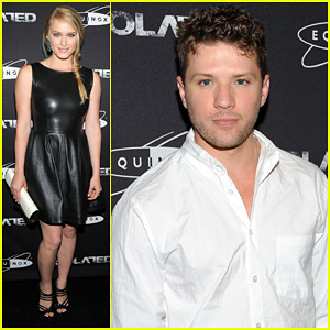 Ryan Phillippe & Leven Rambin: 'Isolated' Premiere!