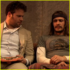 Seth Rogen & James Franco: 'Pineapple Express 2' Trailer!