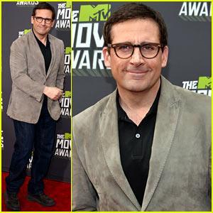 Steve Carell - MTV Movie Awards 2013 Red Carpet