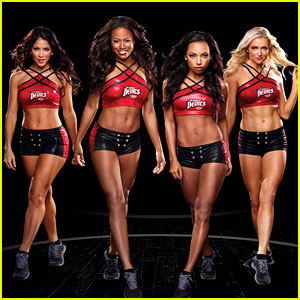 Logan Browning: 'Hit the Floor' Exclusive Cast Photos!