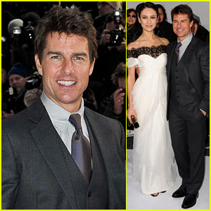Tom Cruise & Olga Kurylenko: 'Oblivion' UK Premiere!