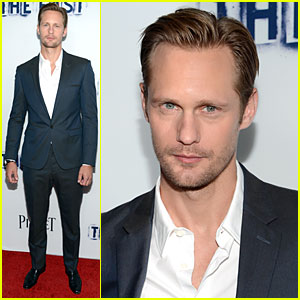 Alexander Skarsgard: 'The East' Hollywood Premiere!