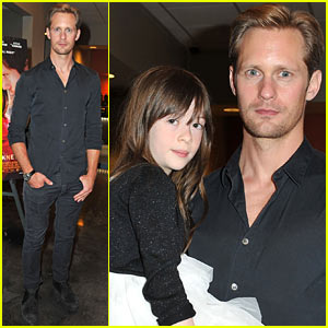 Alexander Skarsgard: 'What Maisie Knew' Indie Focus Screening
