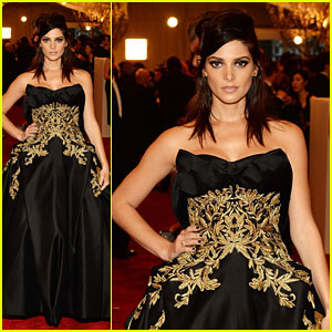 Ashley Greene - Met Ball 2013 Red Carpet