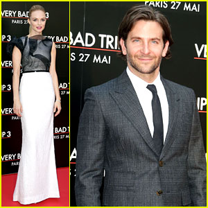 Bradley Cooper: 'Hangover Part III' Paris Premiere with Cast!
