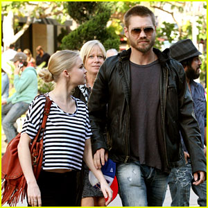 Chad Michael Murray & Kenzie Dalton: Movie Date Duo!