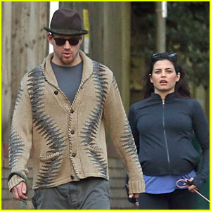 Channing Tatum: Pregnant Jenna Dewan Craves Mexican Food!
