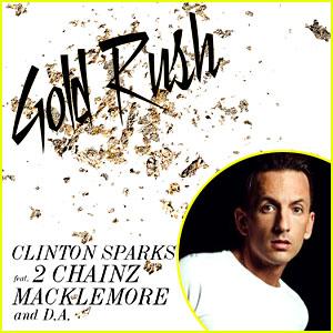 Clinton Sparks: 'Gold Rush' feat. 2 Chainz, Macklemore, & D.A.: JJ Music Monday!