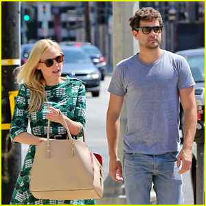Diane Kruger: Dress Shopping with Joshua Jackson!