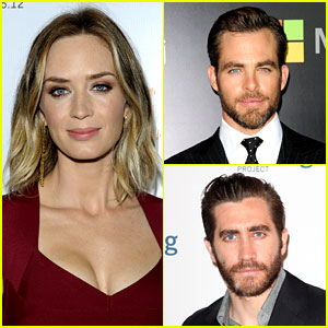 Emily Blunt, Chris Pine, & Jake Gyllenhaal Join 'Into the Woods'?