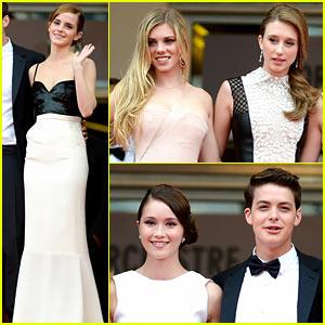 Emma Watson: 'Bling Ring' Cannes Film Festival Premiere!