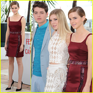 Emma Watson: Cannes Film Festival 'Bling Ring' Photo Call!
