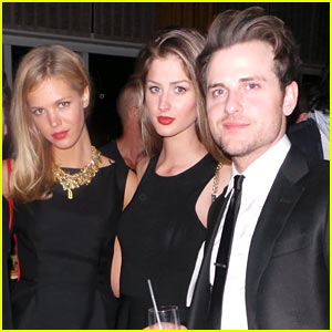 Erin Heatherton & Jared Followill - Met Ball 2013 After Party