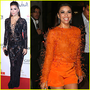 Eva Longoria: Cannes Global Gift Gala!