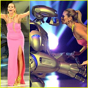 Heidi Klum: 'Germany's Next Top Model' Finals!