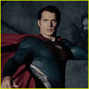Henry Cavill: Final 'Man of Steel' Trailer!