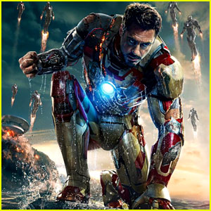 'Iron Man 3' Breaks Box Office Records with No. 2 Debut of All Time!