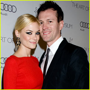 Jaime King: Pregnant with First Child!