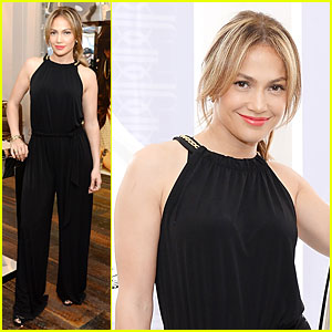 Jennifer Lopez for Kohl's Fall 2013 Collection Launch!