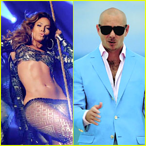 Jennifer Lopez &amp; Pitbull: 'Live It Up' Music Video - Watch Now!