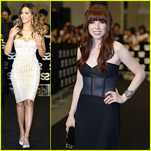 Jessica Alba & Carly Rae Jepsen: Social Star Awards!