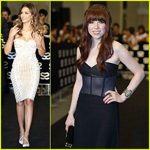 Jessica Alba & Carly Rae Jepsen: Social Star Awards!