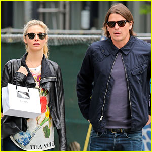 Josh Hartnett & Tamsin Egerton: Shopping Sweeties!