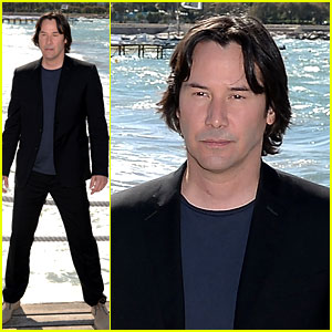 Keanu Reeves: 'Man of Tai Chi' Cannes Photo Call!