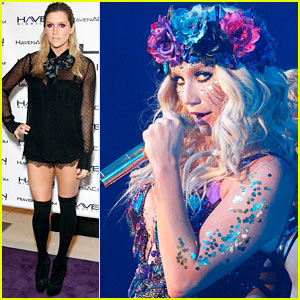 Ke$ha: Atlantic City Concert & Party Pics!