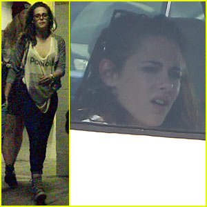 Kristen Stewart Steps Out Post-Robert Pattinson Split