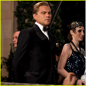 Leonardo DiCaprio: 'Great Gatsby' Exclusive Still!