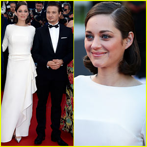 Marion Cotillard & Jeremy Renner: 'Immigrant' Cannes Premiere!