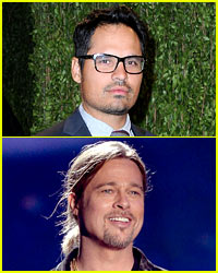 Michael Pena: In Talks for Brad Pitt's 'Fury'