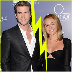 Miley Cyrus & Liam Hemsworth Split?