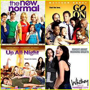 'New Normal,' 'Go On,' & 'Up All Night' Canceled By NBC