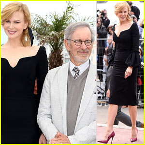 Nicole Kidman: Cannes Jury Photo Call & Press Conference!