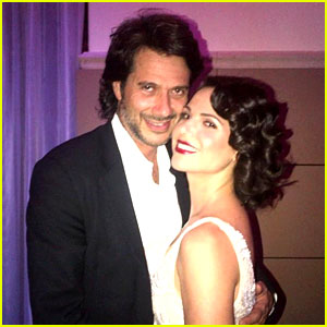 Once Upon a Time's Lana Parrilla: Engaged to Fred Di Blasio!