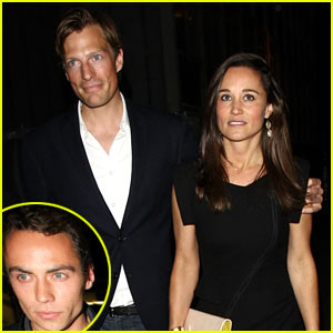 Pippa Middleton & Beau Party with James Middleton in London!