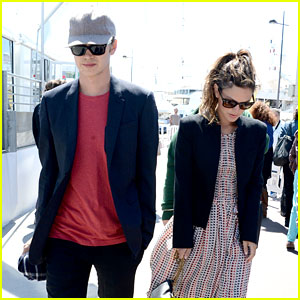 Rachel Bilson &amp; Hayden Christensen: La Croisette Stroll!