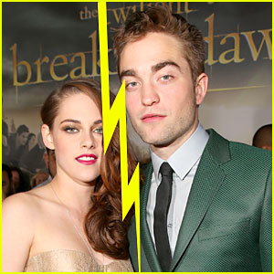 Robert Pattinson &amp; Kristen Stewart Split?
