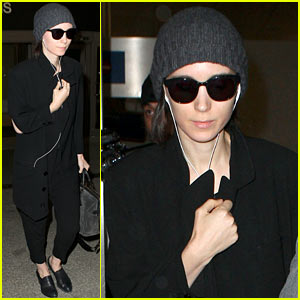 Rooney Mara: Back from Cannes Film Festival!
