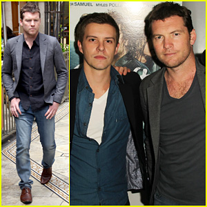 Sam Worthington & Xavier Samuel: 'Drift' Screening!