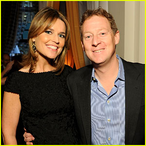 Today's Savannah Guthrie: Engaged to Mike Feldman!