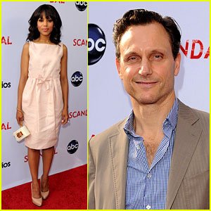 'Scandal' Season 2 Finale Recap & Cast Party Photos!