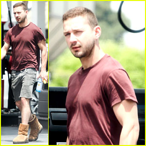 Shia LaBeouf: 'Haunted Love: Future Unlimited' Teaser!