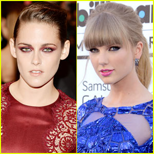 Are Kristen Stewart & Taylor Swift Friends?