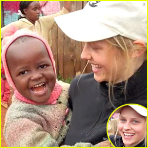 Teresa Palmer: Exclusive African Impact Video - Watch Now!