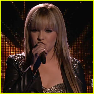 Amber Carrington: 'The Voice' Top 5 Performances (Video)