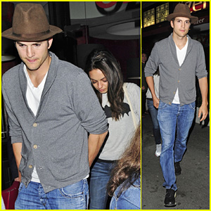 ashton kutcher and mila kunis dating 2013 Ashton kutcher's quiet romance with mila kunis has reportedly blossomed into an engagement updated 2:09 pm et, fri february 28, 2014 kutcher moved on from jones and began dating actresses such as ashley scott and the late.